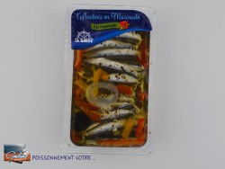 ANCHOIS MARINES 200GR