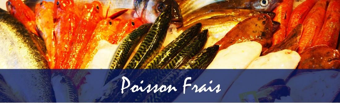 Poissons Frais