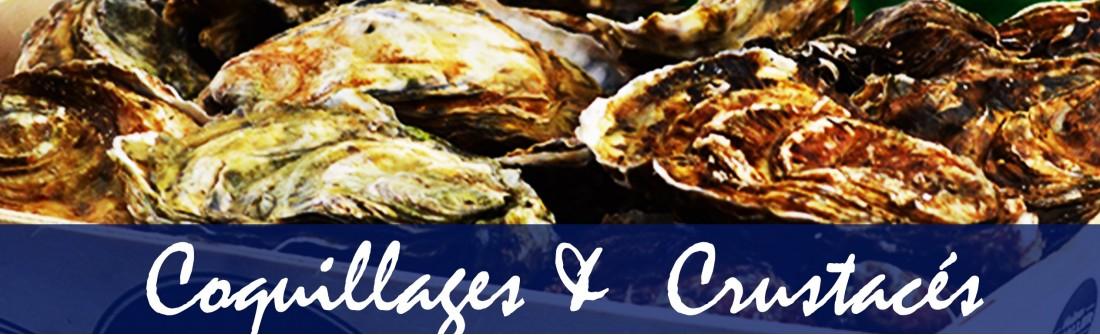 Coquillages / Crustaces